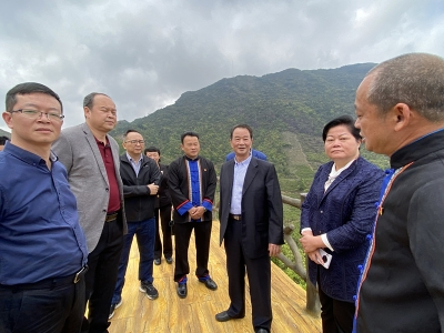 陈建青到丰顺走访委员企业:加快产业发展 助力乡村振兴