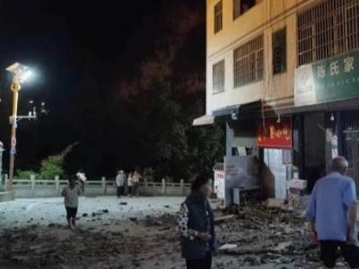 云南巧家县5.0级地震造成4人遇难,23人受伤