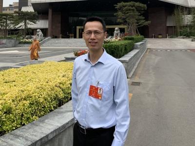 全国两会·代表日记丨张晓:参加两会,是履职也是学习