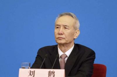 国务院副总理刘鹤与莱特希泽、姆努钦通话
