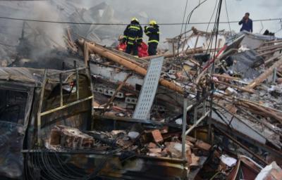 公安部通报浙江槽罐车爆炸事故