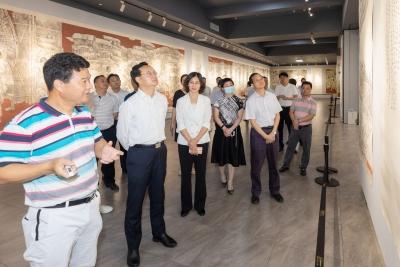 张爱军到深圳市考察企业对接项目:加快项目落地建设 助推苏区振兴发展
