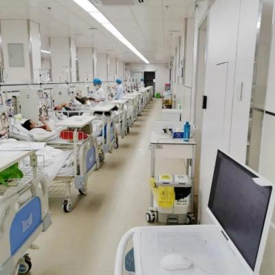 市人民医院血液净化管理迈入数字化时代