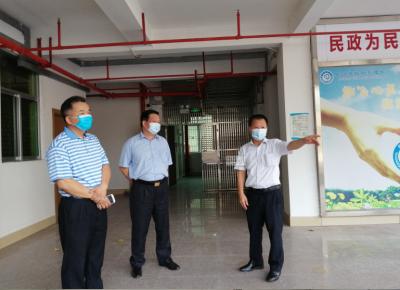 过节不松劲!梅州市纪委监委聚焦重点领域加强疫情防控监督检查