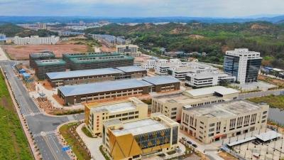梅州海关:全力支持梅州综合保税区高质量发展