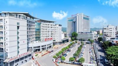 梅州市人民医院:地级城市医院20强!中国医院竞争力报告出炉