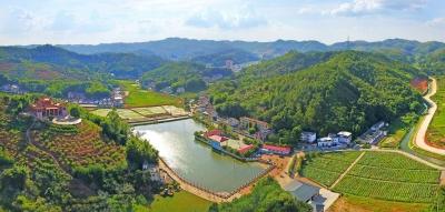 """这次诗和远方都有了...来看兴宁这个村的美丽""""变形记""""~"""