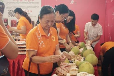 助力消费扶贫推动妇女创业就业!梅州市女企业家协会搭台卖货