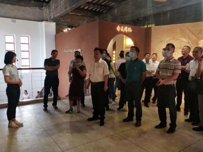 梅州市国资国企系统集中开展红色党性教育和警示教育活动