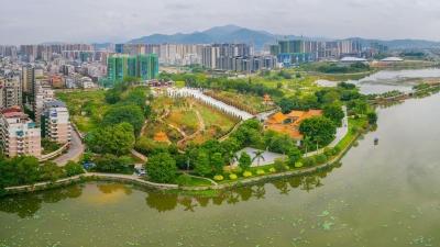 又一打卡好去处!9月30日,梅州市红色文化公园建成开放