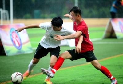 梅江振城高居榜首!梅州市足球联赛乙组战罢第三轮