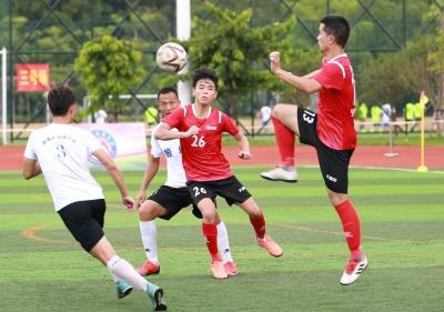 梅州市足球联赛战罢第四轮,梅江振城一枝独秀!