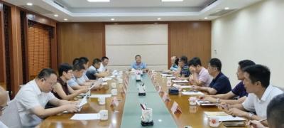 大埔召开梅州柚子宴暨2020大埔美食旅游季工作协调会