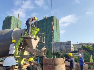 梅龙高铁新进展!五华特大桥首桩完成浇筑,进入全面施工阶段