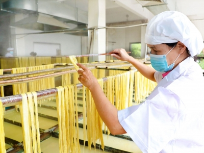 """腐竹加工、茂谷柑种植、小漂流项目...一起来看五华琴江村的""""致富经""""→"""
