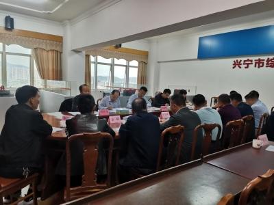 梅州市司法局评查组到兴宁开展涉黑涉恶案件专项质量评查