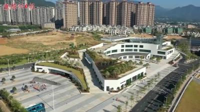 梅州V视丨从丘成桐国际会议中心看数理人文之美!