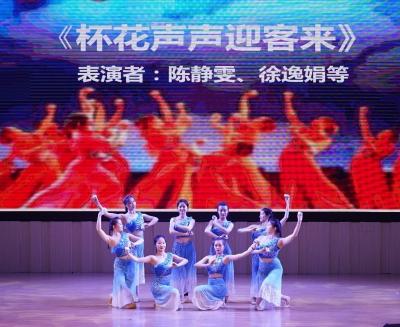 """山歌进嘉园,舞进新风尚~嘉应学院这场活动""""客味""""浓!"""