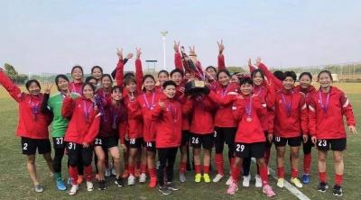 一球力克北京北控发展!梅州客家获女足冬训赛季军