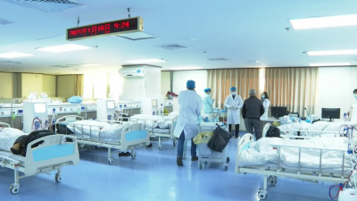 平远县中医医院血液净化中心正式开科运行