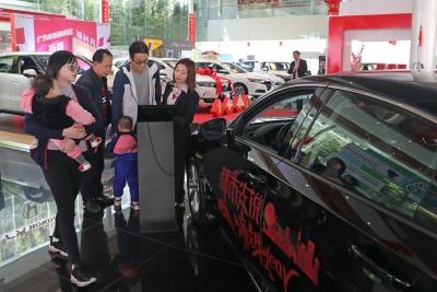过节不打烊!春节期间,梅州楼市态势良好,新能源汽车受青睐!