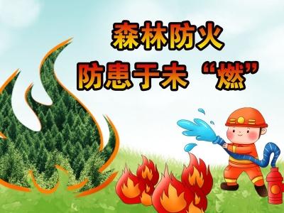 筑牢森林安全防火墙!平远组织举办森林防灭火培训演练