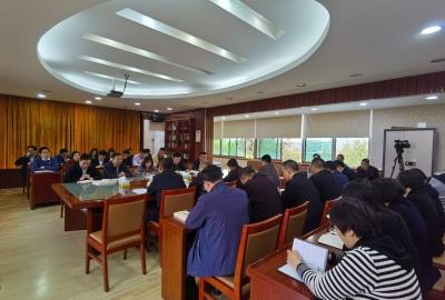 梅州市委宣传部召开党史学习教育动员会:坚持守正创新 走在前作表率