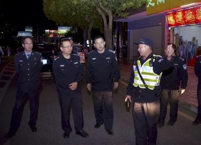 出动警力1220人次,兴宁公安清查打击整治行动战果累累