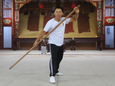 """蕉岭这个""""武术村"""",拳术、棍术流传了一百多年..."""