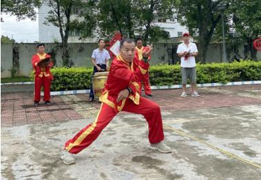 梅州黄氏头部拳:抗日将军黄梅兴曾练习强身