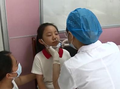 不用打针的流感疫苗来了!轻轻一喷,接种完成!