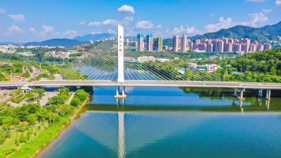 梅州,广东省节水型城市!