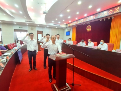 刘晋生、詹星任梅州市人民政府副市长